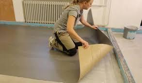 Linoleum richtig verlegen – Bodenversand24
