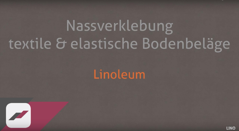 Linoloeum verlegen | Bodenversand24