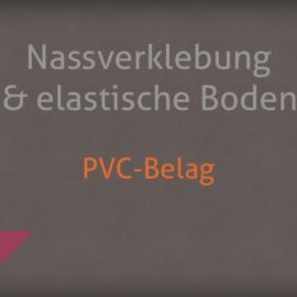 PVC verlegen und verkleben