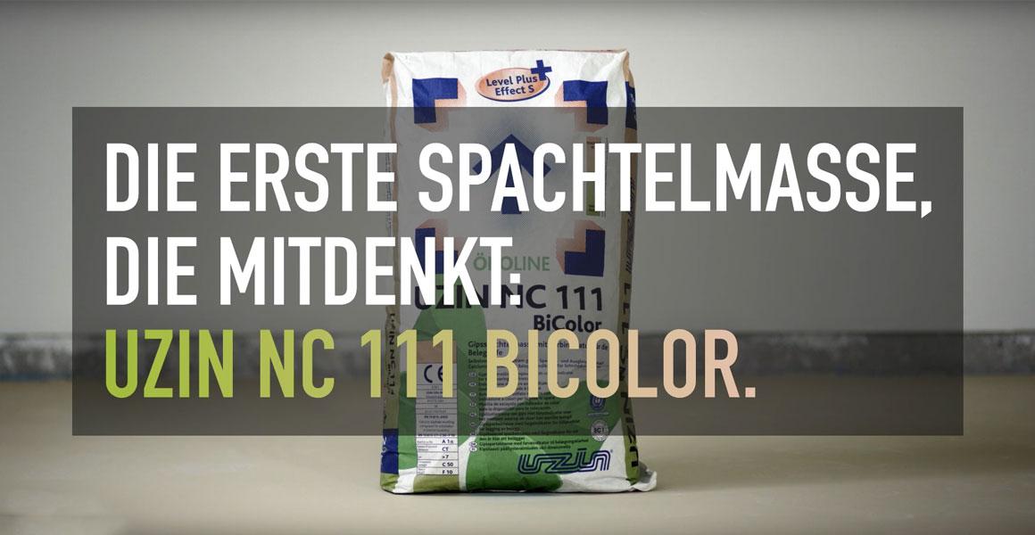 Uzin nc111 bicolor | Bodenversand24