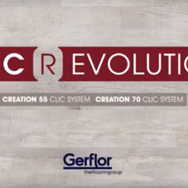 Gerflor Creation Clic | Installation Guide