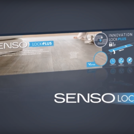 Gerflor Senso Lock Plus Click-Vinyl-System einfach schwimmend verlegen