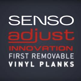 Gerflor Senso Adjust Benefits | Kein Klicken, kein Kleben, einfach Legen | Loose Lay Vinyl