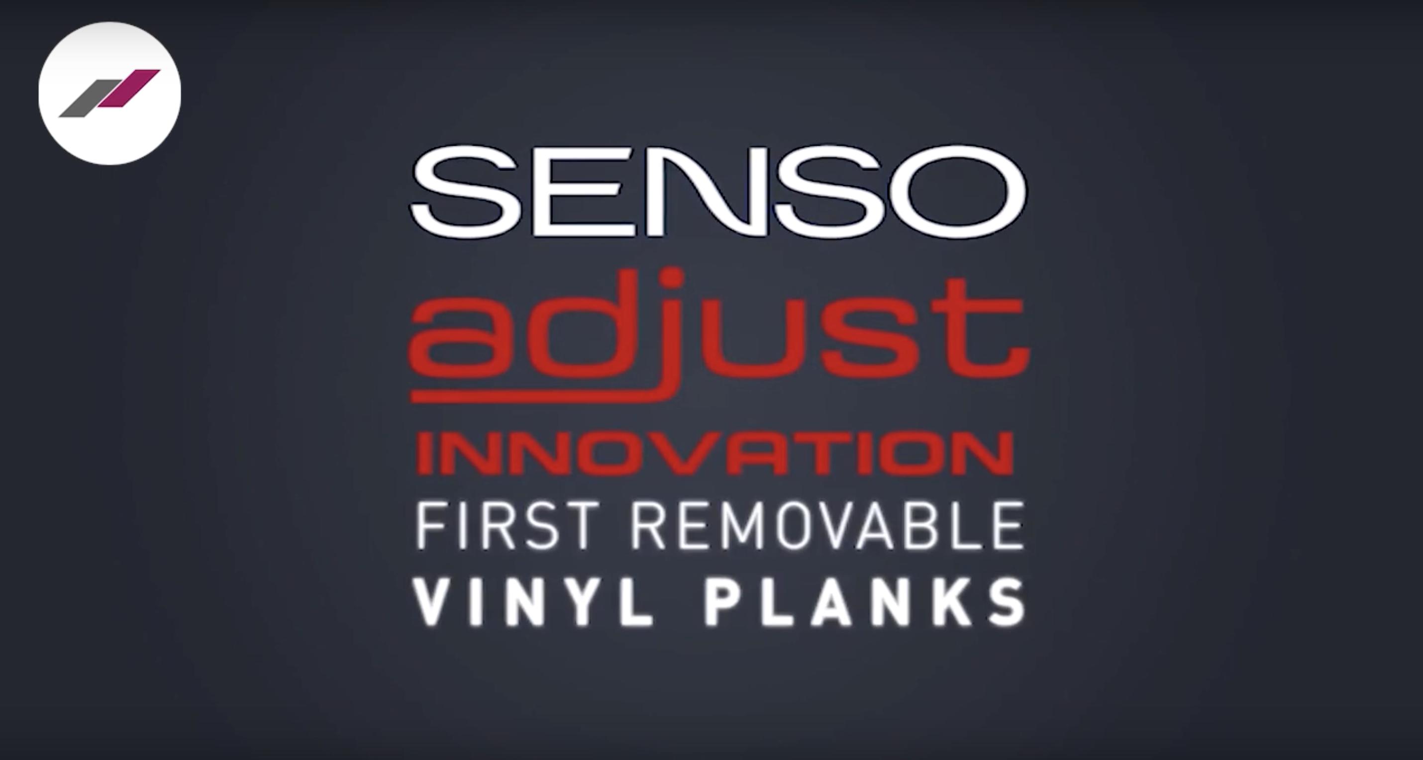 Senso Adjust Vinyl Planks